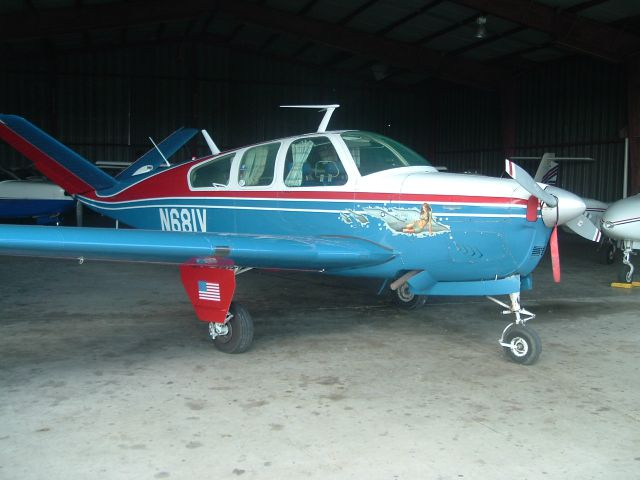 1960 Beech Craft Bonanza