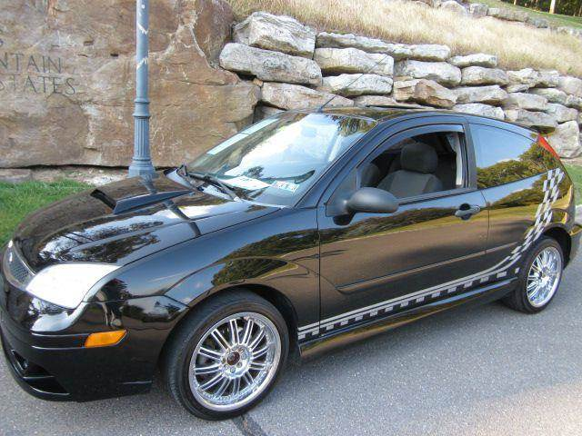 2007 Ford Focus for sale in PEN ARGYL PA