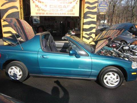 1995 honda civic del sol for sale. Black Bedroom Furniture Sets. Home Design Ideas