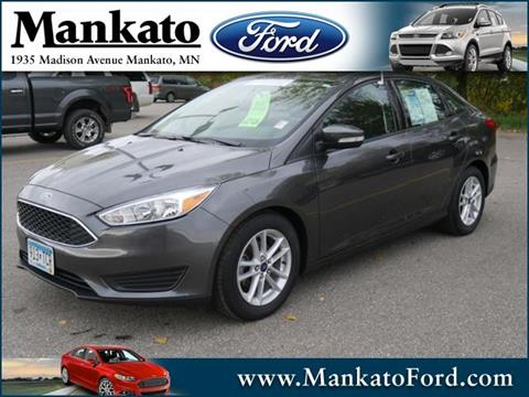 2015 Ford Focus for sale in Mankato, MN
