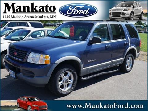 2002 Ford Explorer for sale in Mankato, MN