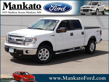 used ford trucks for sale mankato mn. Black Bedroom Furniture Sets. Home Design Ideas
