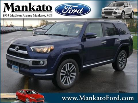 toyota 4runner for sale in mankato mn. Black Bedroom Furniture Sets. Home Design Ideas