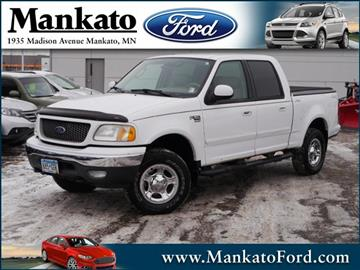 used ford trucks for sale mankato mn. Black Bedroom Furniture Sets. Home Design Ideas