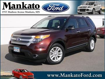 2012 ford explorer for sale in mankato mn - Ford Explorer 2012 Black