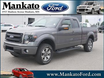 Used ford trucks for sale in mankato mn for Mankato motors mankato mn