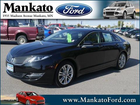 2013 Lincoln MKZ for sale in Mankato, MN