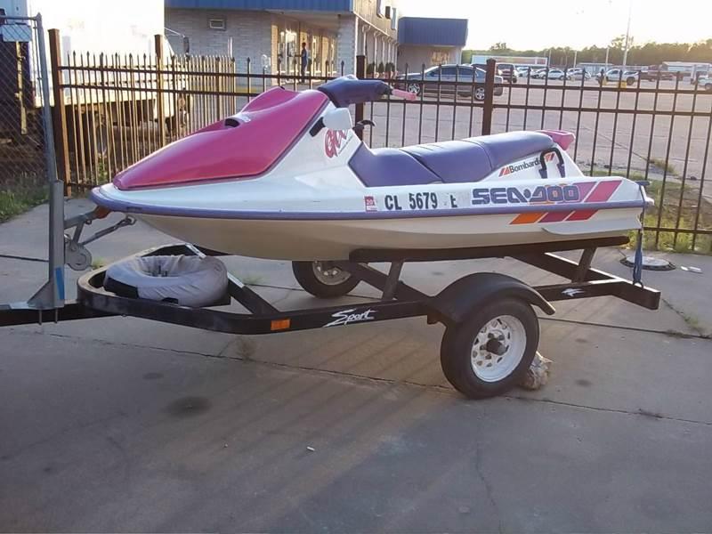 1993 Sea-Doo GTX