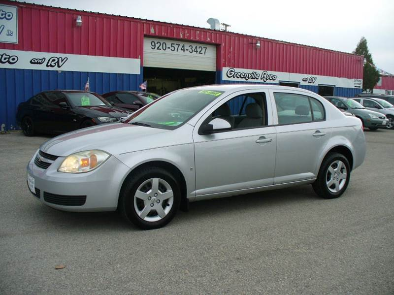 2007 chevrolet cobalt lt 4dr sedan in hortonville wi. Black Bedroom Furniture Sets. Home Design Ideas