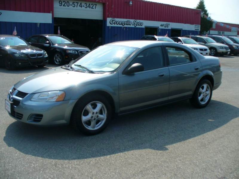 2006 dodge stratus sxt 4dr sedan hortonville wi. Black Bedroom Furniture Sets. Home Design Ideas