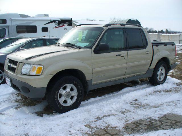2001 ford explorer sport trac xlt 4wd 4dr crew cab for. Black Bedroom Furniture Sets. Home Design Ideas