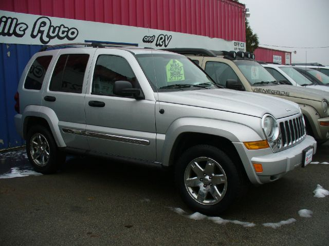 2005 Jeep Liberty Limited 4wd 4dr Suv In Hortonville