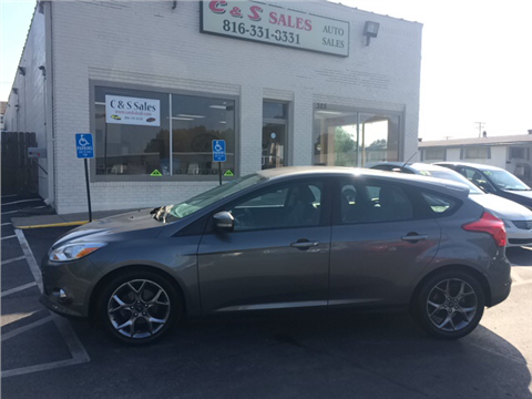 2013 Ford Focus for sale in Belton, MO