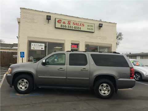 2007 Chevrolet Suburban for sale in Belton, MO