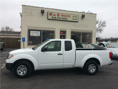2012 Nissan Frontier for sale in Belton, MO