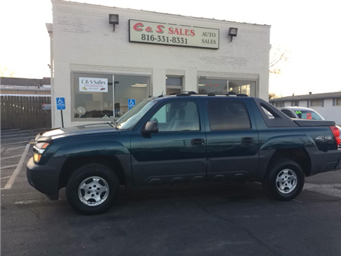 2005 Chevrolet Avalanche for sale in Belton, MO
