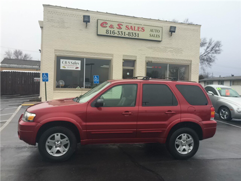 2006 Ford Escape for sale in Belton, MO