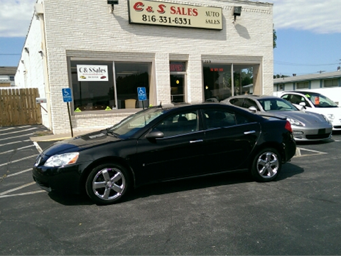 2008 Pontiac G6 for sale in Belton, MO