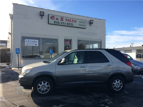2004 Buick Rendezvous for sale in Belton, MO