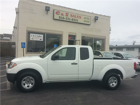 2014 Nissan Frontier for sale in Belton, MO