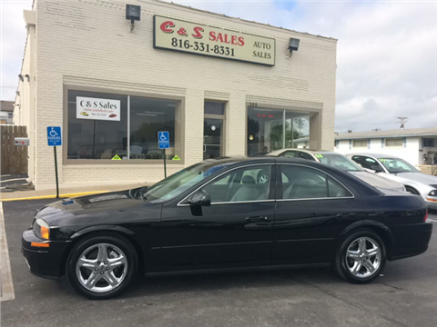 2002 Lincoln LS for sale in Belton, MO