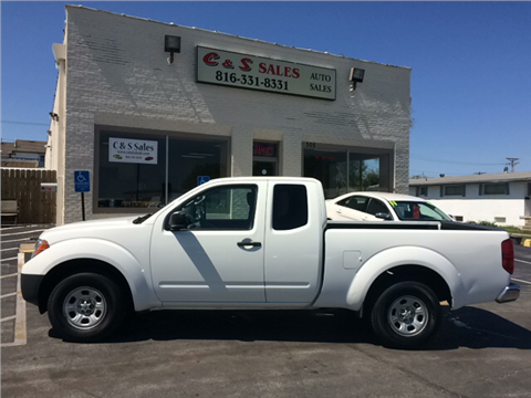 2013 Nissan Frontier for sale in Belton, MO