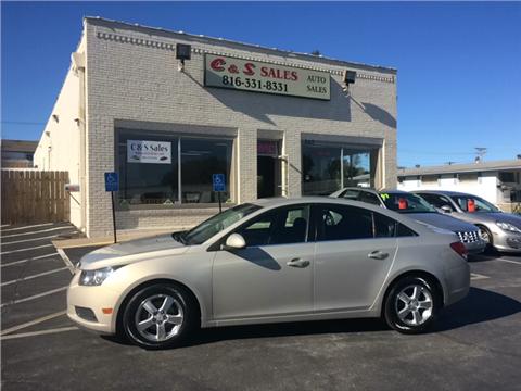 2012 Chevrolet Cruze for sale in Belton, MO