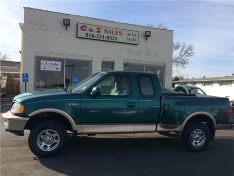 1997 Ford F-150 for sale in Belton, MO