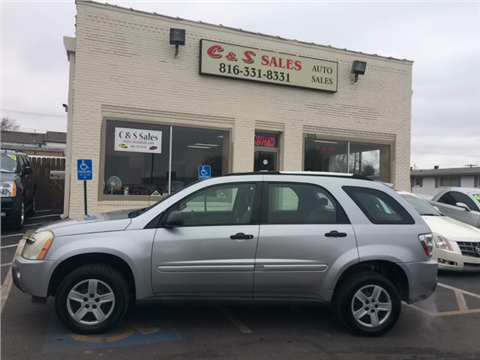 2006 Chevrolet Equinox for sale in Belton, MO