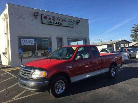 2003 Ford F-150 for sale in Belton, MO