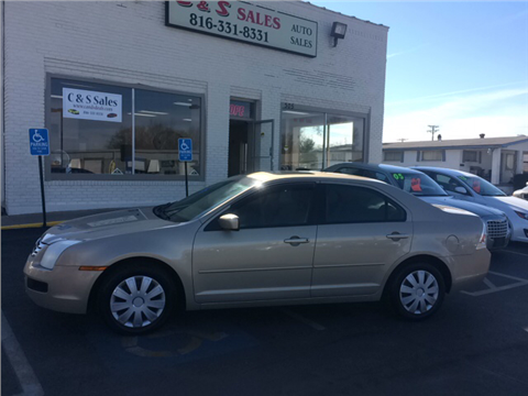 2006 Ford Fusion for sale in Belton, MO