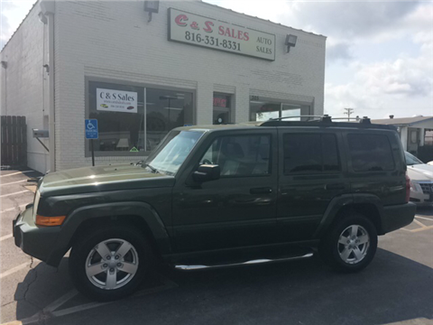 2006 Jeep Commander for sale in Belton, MO