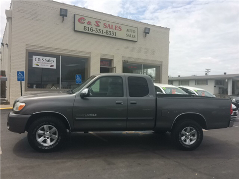 2006 Toyota Tundra for sale in Belton, MO