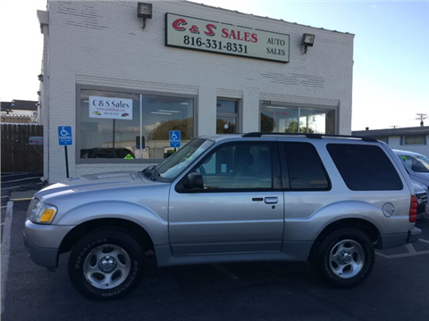 2003 Ford Explorer Sport for sale in Belton, MO