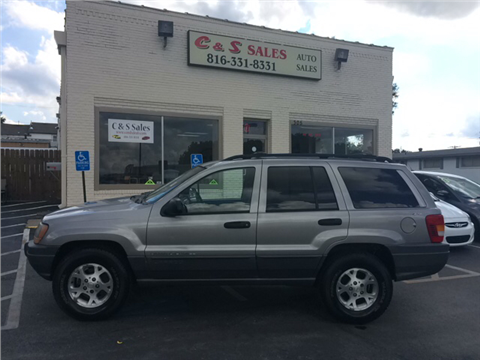 2001 Jeep Grand Cherokee for sale in Belton, MO