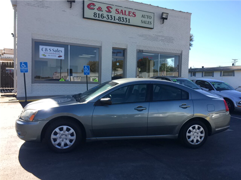 2007 Mitsubishi Galant for sale in Belton, MO
