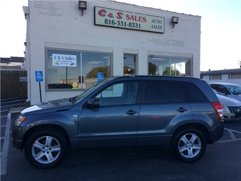 2007 Suzuki Grand Vitara for sale in Belton, MO