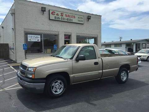 2004 Chevrolet Silverado 1500 for sale in Belton, MO