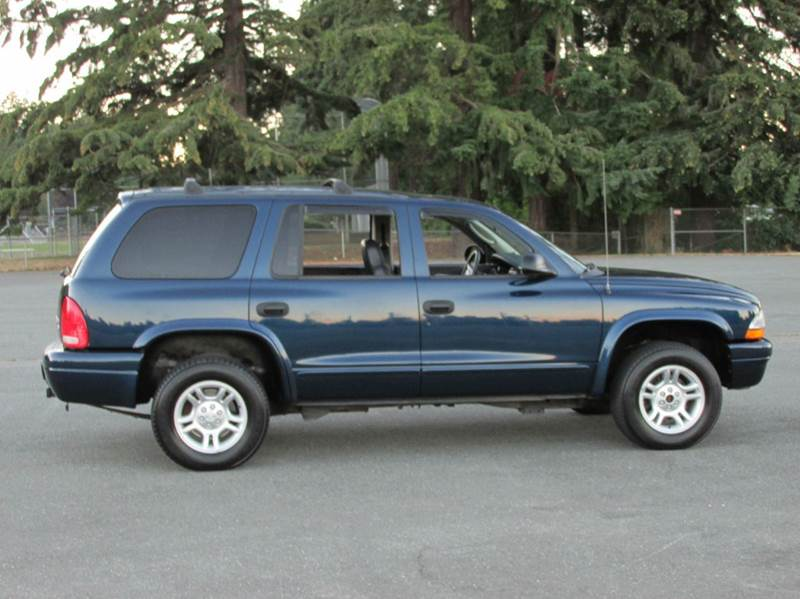 2003 dodge durango slt 4wd 4dr suv in edmonds wa weast. Black Bedroom Furniture Sets. Home Design Ideas