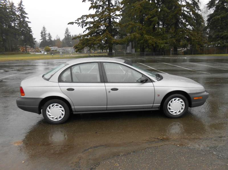 1997 Saturn S Series Sl1 4dr Sedan In Edmonds Wa West