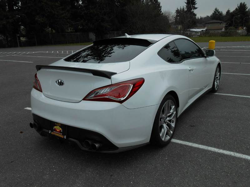 2013 hyundai genesis coupe 2 0t 2dr coupe in edmonds wa. Black Bedroom Furniture Sets. Home Design Ideas