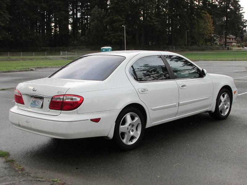 2000 infiniti i30 touring 4dr sedan in edmonds wa west. Black Bedroom Furniture Sets. Home Design Ideas