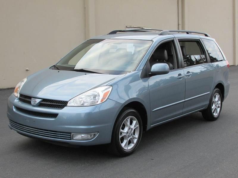 2005 toyota sienna awd xle 7 passenger 4dr mini van in edmonds wa west coast autoworks. Black Bedroom Furniture Sets. Home Design Ideas