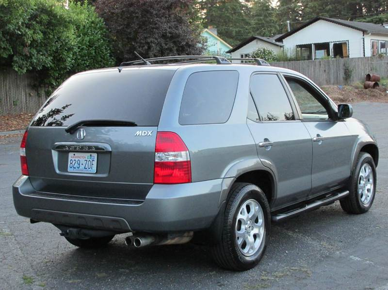 2002 acura mdx awd touring 4dr suv w navi in edmonds wa. Black Bedroom Furniture Sets. Home Design Ideas