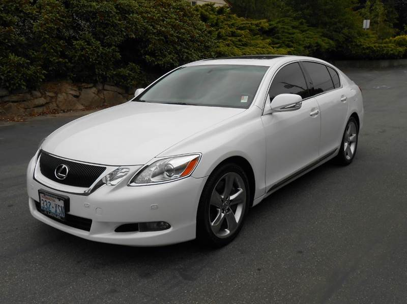 2008 lexus gs 460 4dr sedan in edmonds wa weast coast. Black Bedroom Furniture Sets. Home Design Ideas