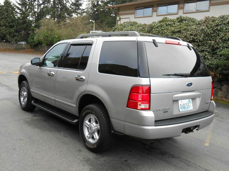 2005 ford explorer xlt 4dr 4wd suv in edmonds wa weast coast autoworks inc. Cars Review. Best American Auto & Cars Review