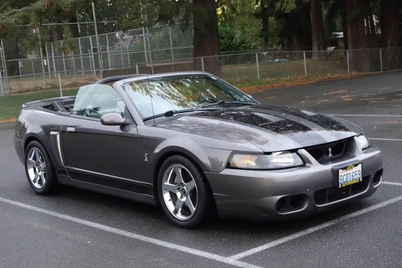 ford mustang svt cobra for sale. Black Bedroom Furniture Sets. Home Design Ideas