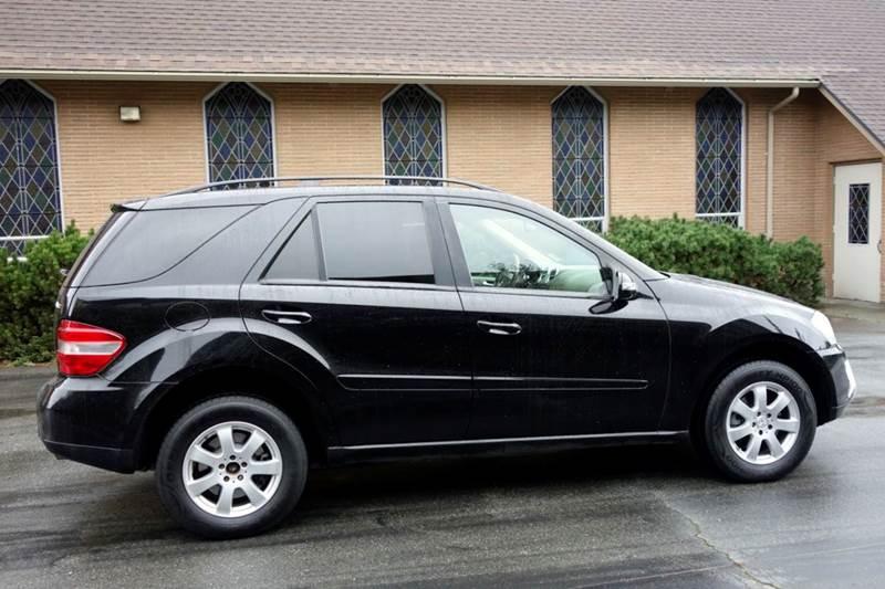 2007 Mercedes Benz M Class Ml 320 Cdi Awd 4matic 4dr Suv In Edmonds