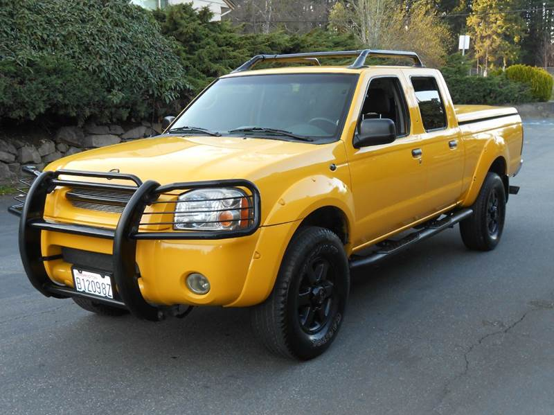 2003 nissan frontier sc v6 4dr crew cab sc v6 4wd lb in edmonds wa weast coast autoworks inc. Black Bedroom Furniture Sets. Home Design Ideas