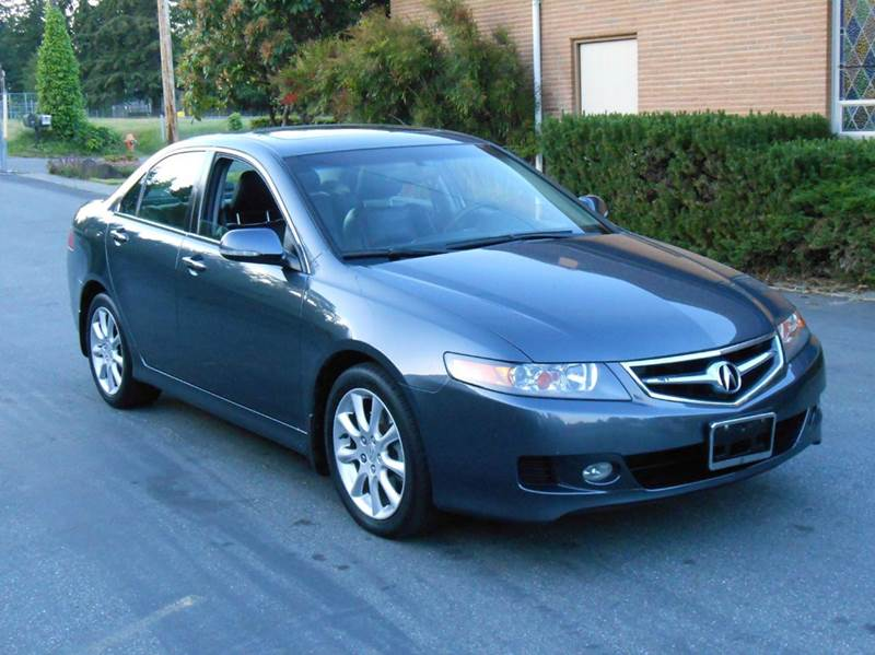 2006 acura tsx w navi 4dr sedan 5a w navi in edmonds wa. Black Bedroom Furniture Sets. Home Design Ideas